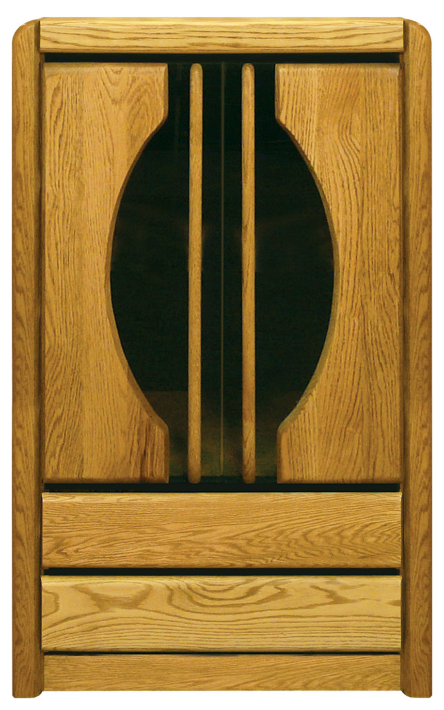 Matrix Oak TV Armoire